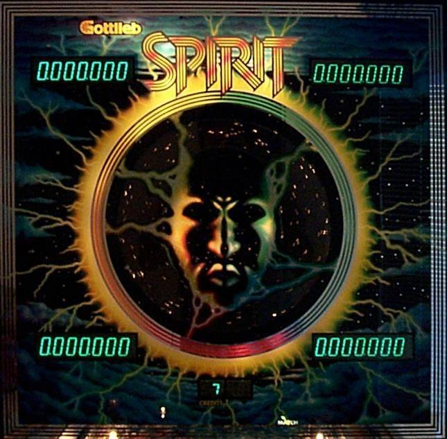 Spirit Pinball Mods