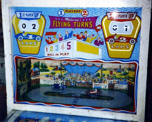 Flying Turns Pinball Mods