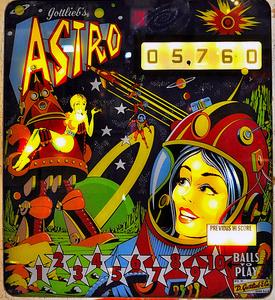Astro Pinball Mods