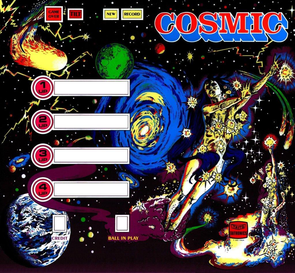 Cosmic Pinball Mods