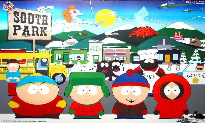 South Park Pinball Mods