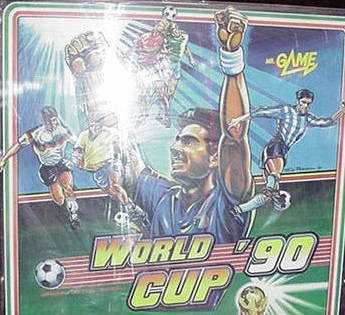 World Cup '90 Pinball Mods
