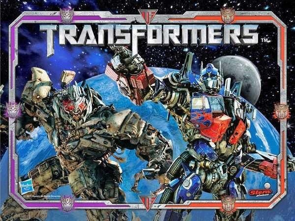 Transformers (Pro) Pinball Mods