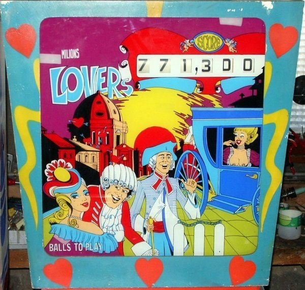 Lovers Pinball Mods