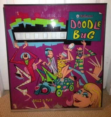 Doodle Bug Pinball Mods