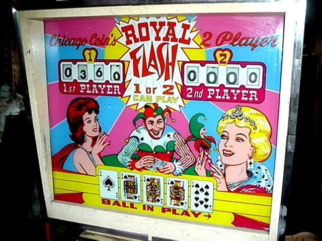 Royal Flash Pinball Mods