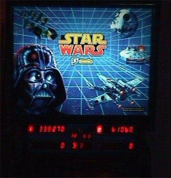 Star Wars Pinball Mods