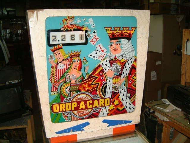 Drop-A-Card Pinball Mods
