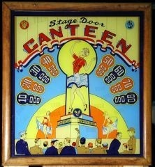 Stage Door Canteen Pinball Mods