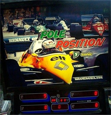 Pole Position Pinball Mods