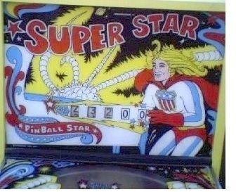Super Star EM Pinball Mods