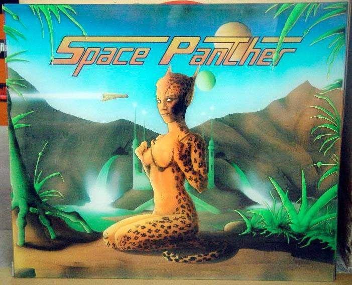 Space Panther Pinball Mods