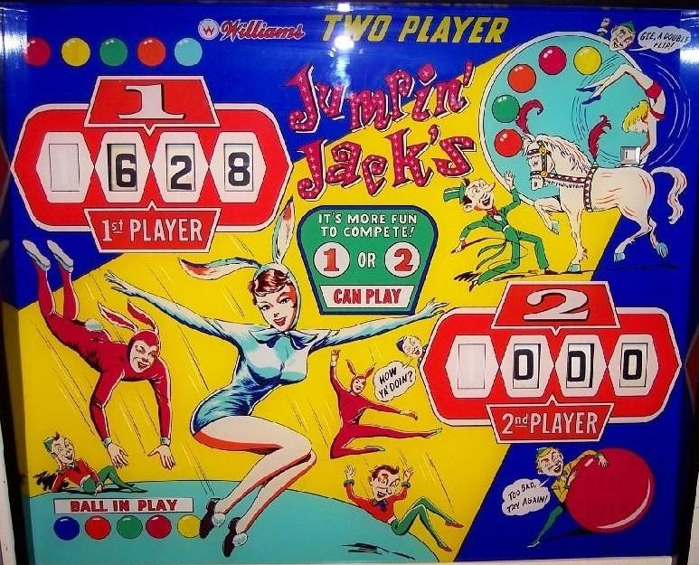 Jumpin' Jack's Pinball Mods