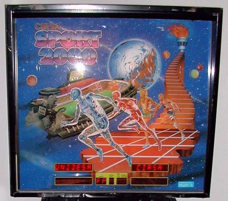 Sport 2000 Pinball Mods