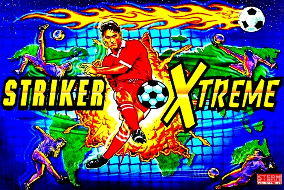 Striker Xtreme Pinball Mods