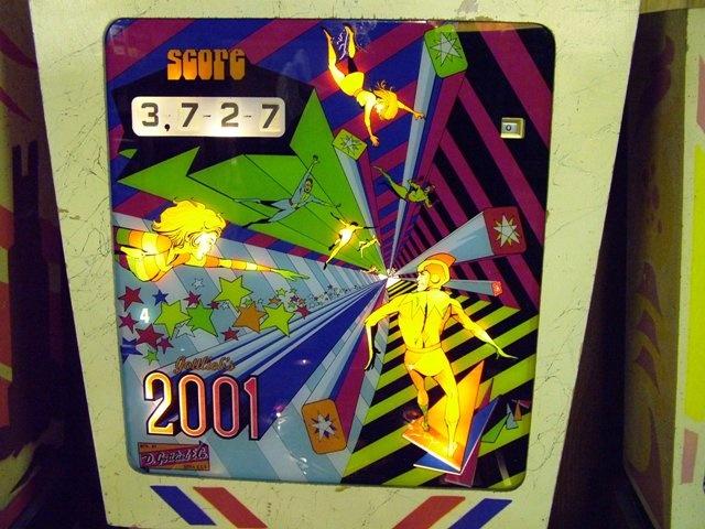 2001 Pinball Mods
