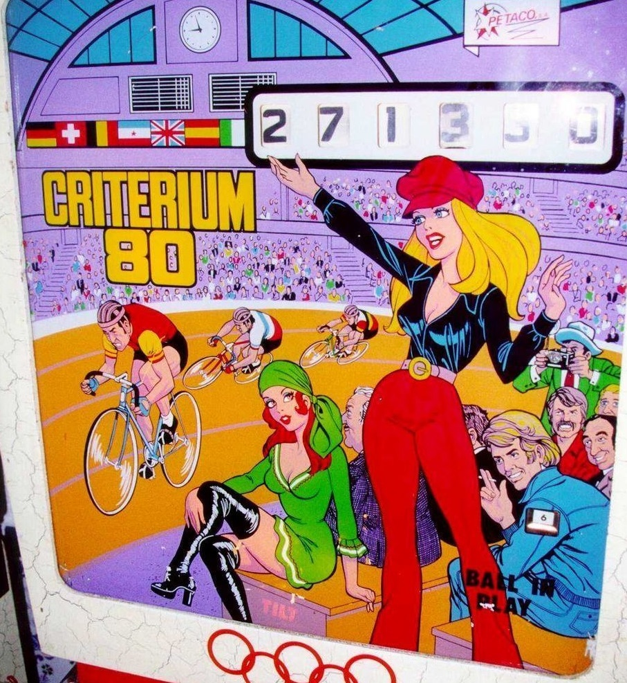 Criterium 80 Pinball Mods