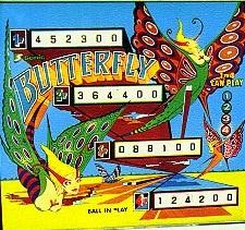 Butterfly Pinball Mods