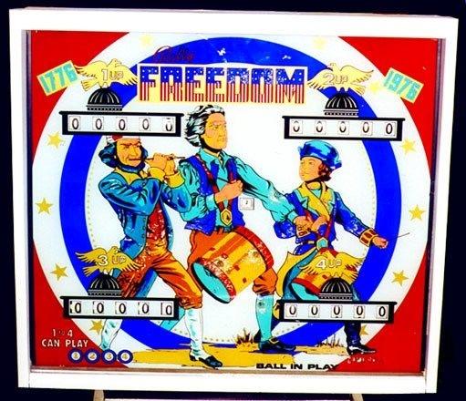 Freedom EM Pinball Mods