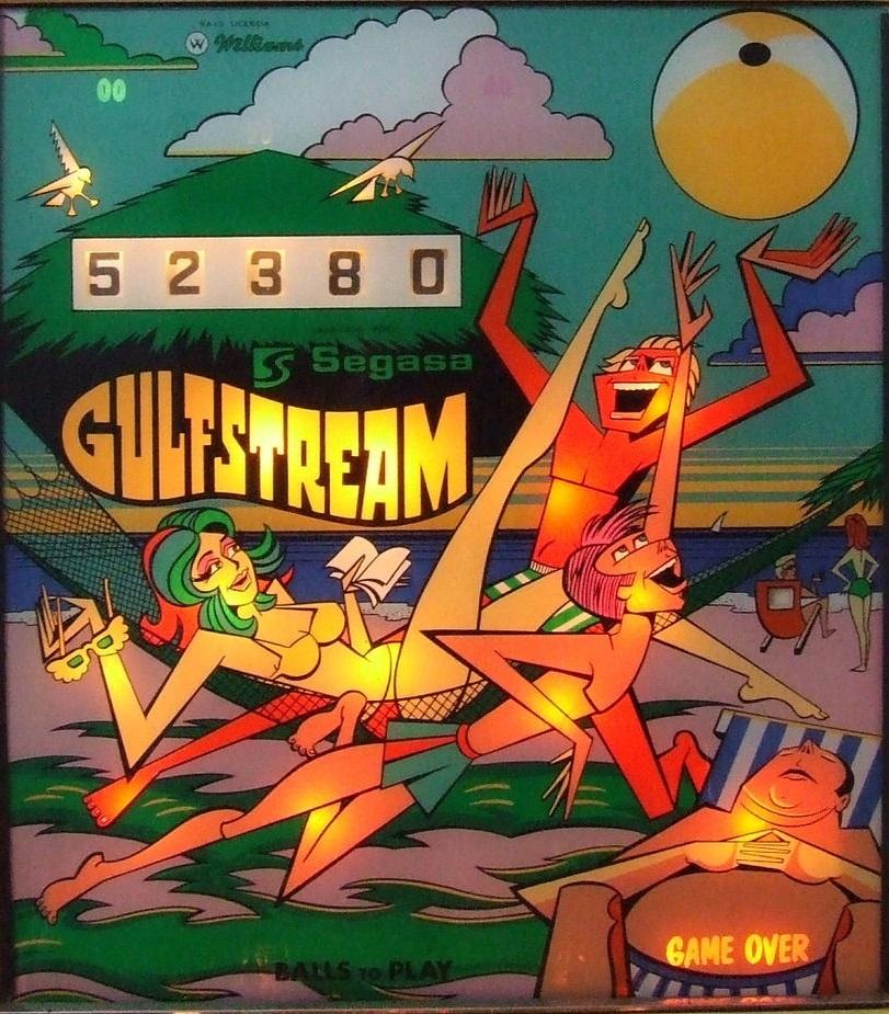 Gulfstream Pinball Mods
