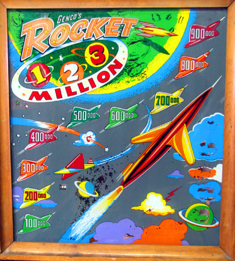 Rocket Pinball Mods