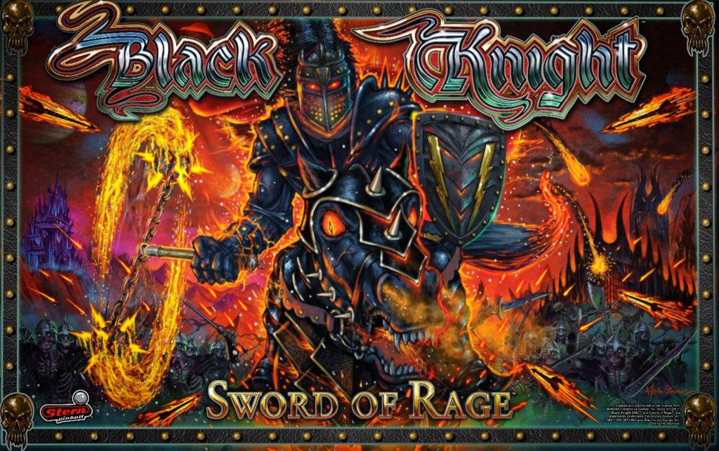 Black Knight Sword of Rage (LE)