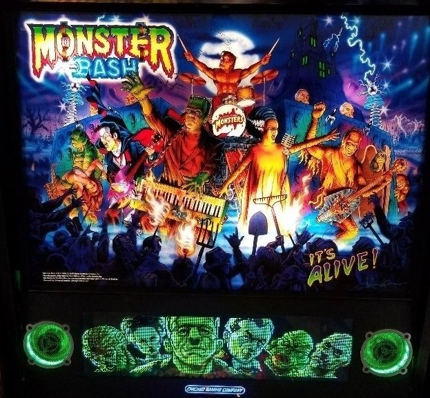 Monster Bash (Special Edition) Pinball Mods