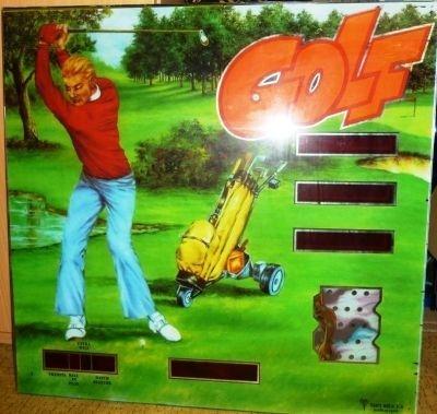 Golf Pinball Mods
