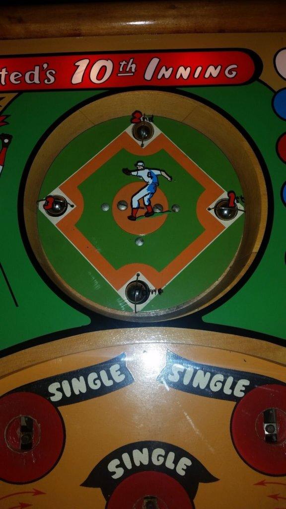 10th Inning Pinball Mods
