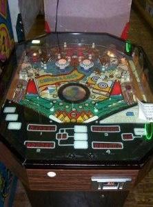 Chuck-A-Luck Pinball Mods