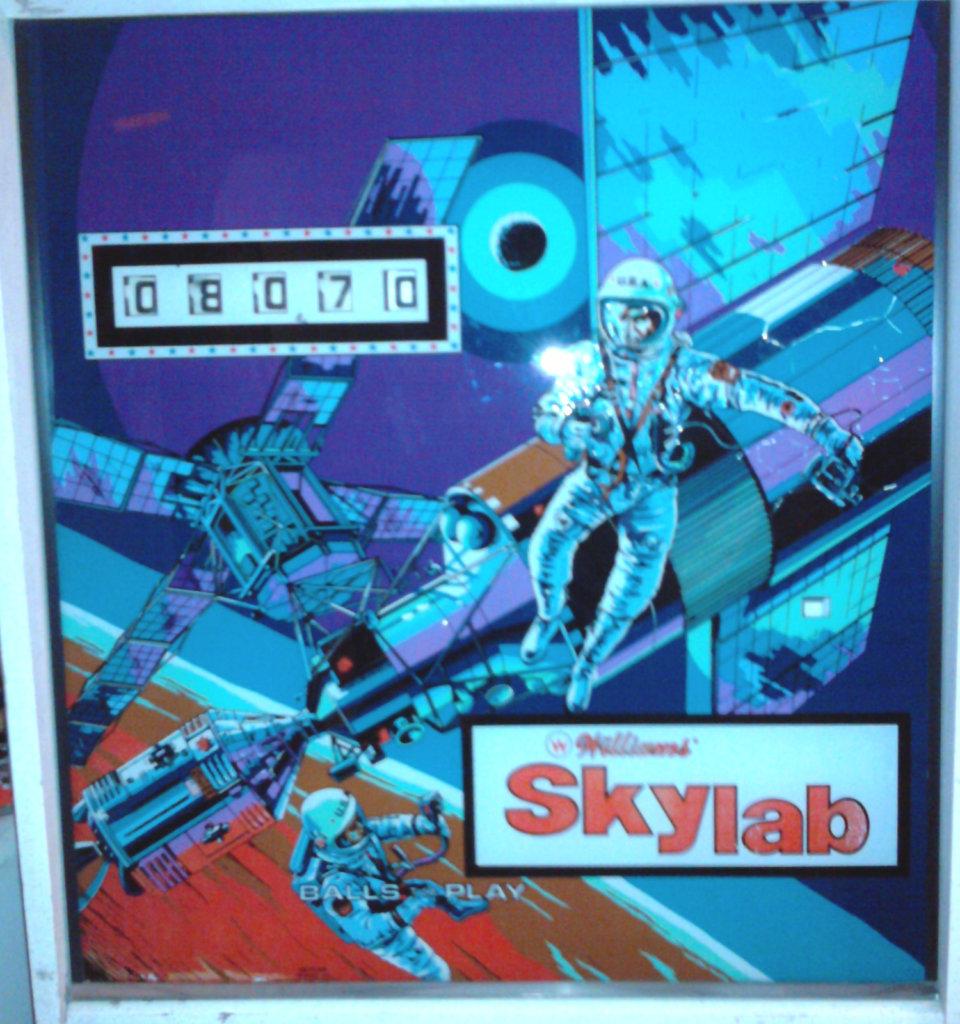 Skylab Pinball Mods