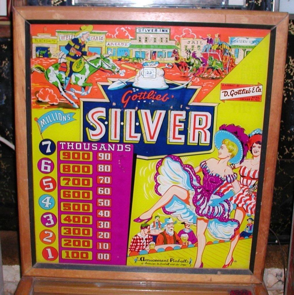 Silver Pinball Mods