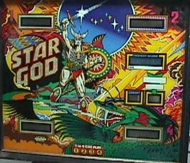 Star God Pinball Mods