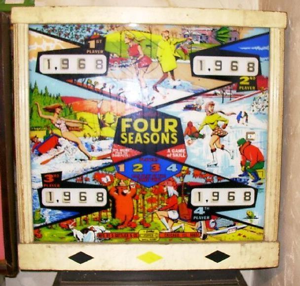 Four Seasons Pinball Mods