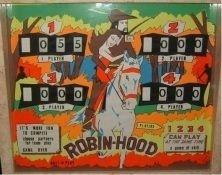 Robin-Hood Pinball Mods