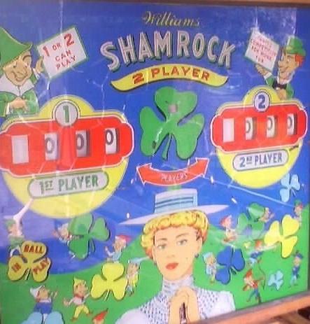Shamrock Pinball Mods
