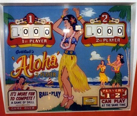 Aloha Pinball Mods