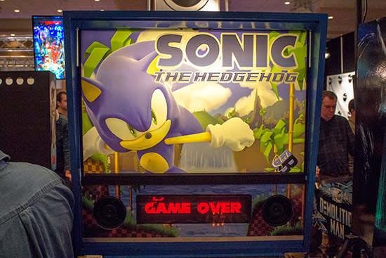 Sonic: The Hedgehog Pinball Mods