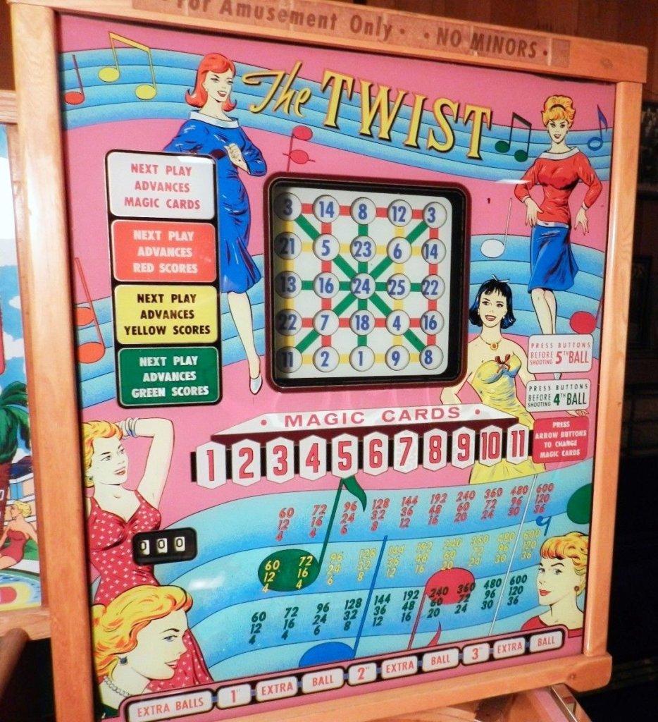 The Twist Pinball Mods