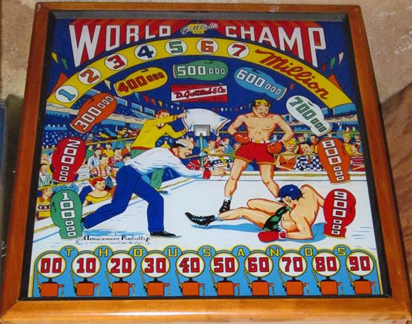 World Champ Pinball Mods