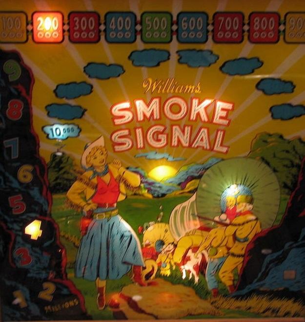 Smoke Signal Pinball Mods