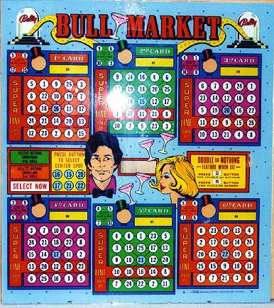 Bull Market Pinball Mods