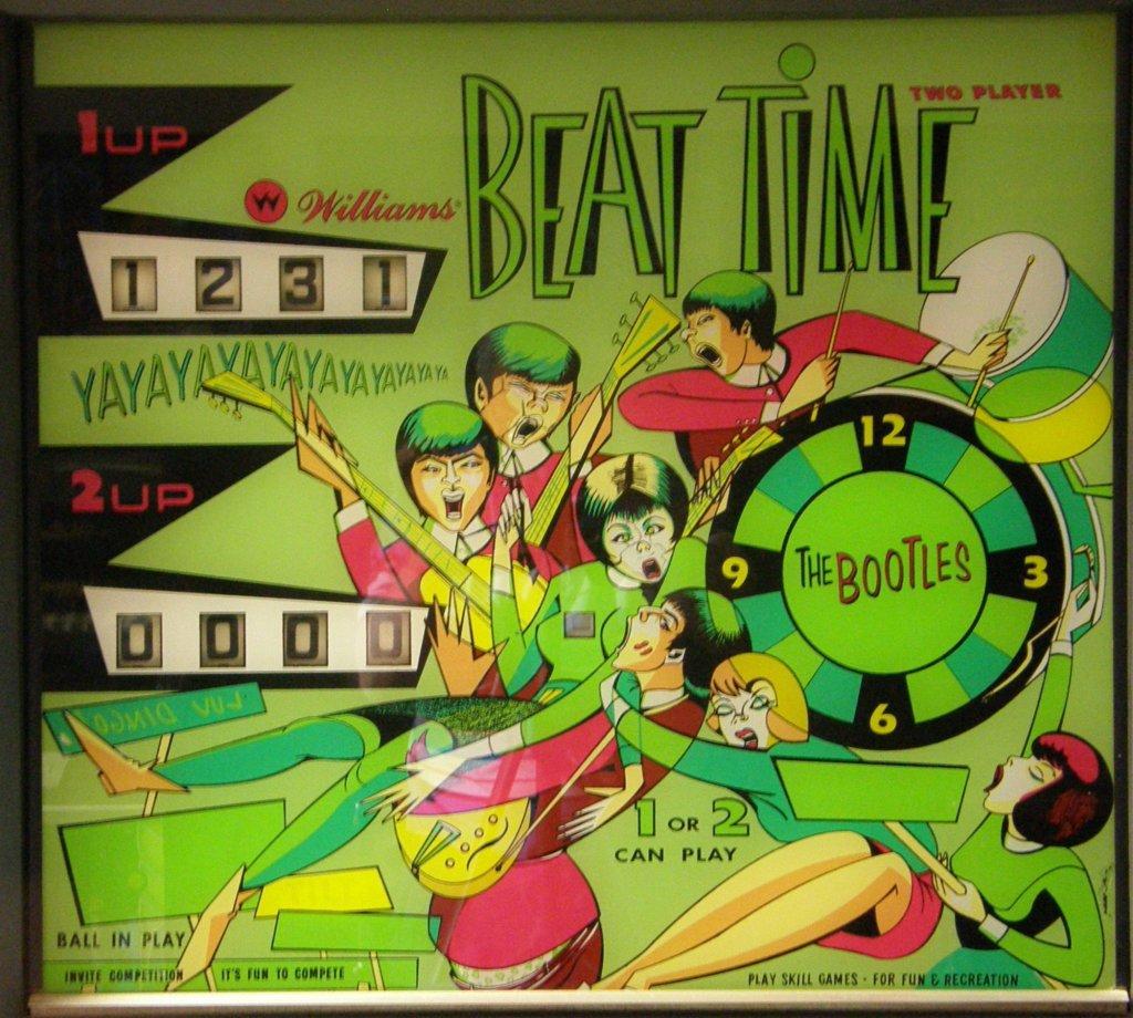 Beat Time Pinball Mods