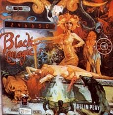 Black Magic Pinball Mods