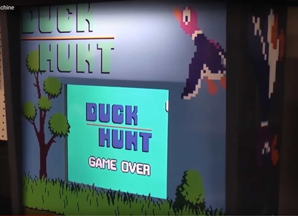 Duck Hunt Pinball Mods