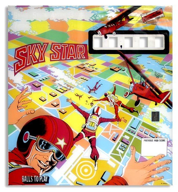 Sky Star Pinball Mods