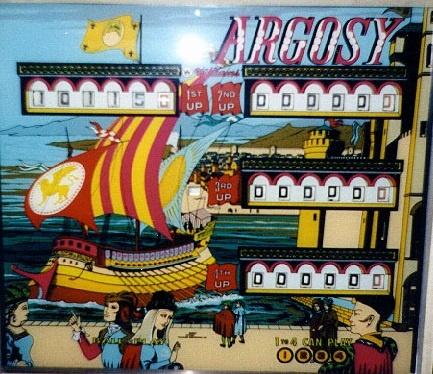 Argosy Pinball Mods
