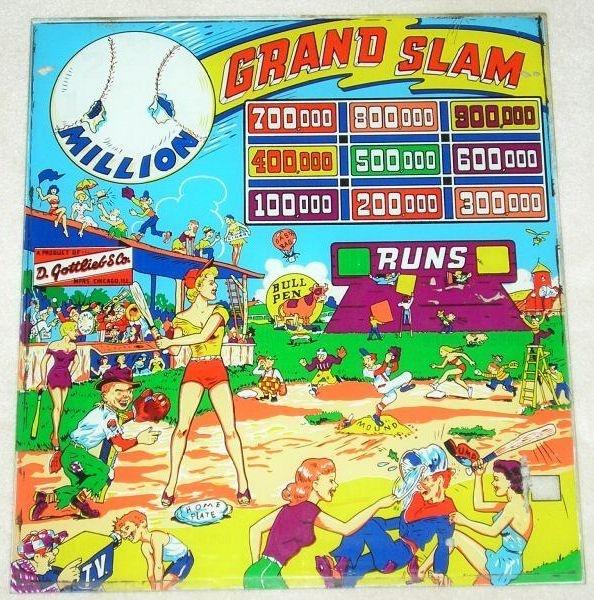 Grand Slam Pinball Mods