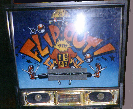 Flip Out! Pinball Mods