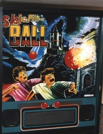 Sleic Pin-Ball Pinball Mods